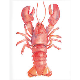 Jennifer Dean Art Lobster Print