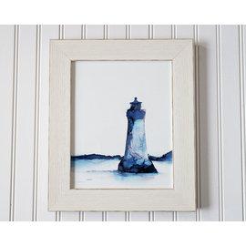Jennifer Dean Art Lighthouse Print