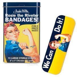 Accoutrements Bandages - Rosie the Riveter
