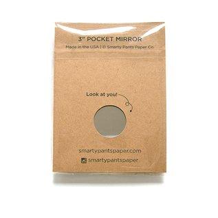 Smarty Pants Paper Disco Ball Pocket Mirror