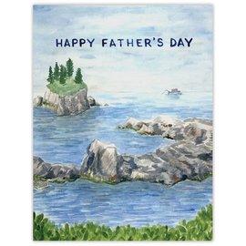 Yardia Father's Day - Fishing