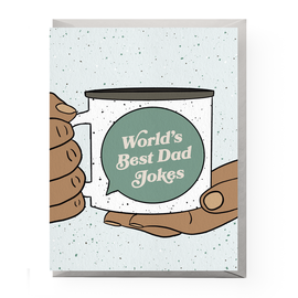 Boss Dotty Paper Co. Father's Day - Dad Jokes