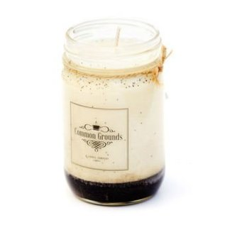 Common Grounds Candle Co. Common Grounds Coffee Candle