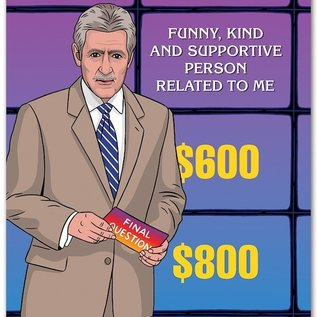 The Found Father's Day Card - Jeopardy!