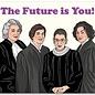 The Found Graduation Card - Supreme Judges