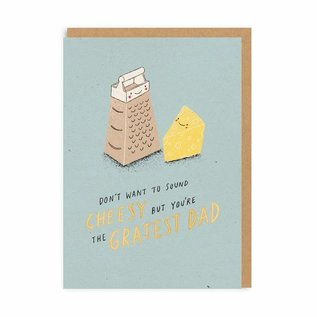 Ohh Deer Father's Day Card - Gratest Dad
