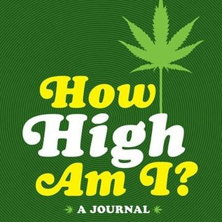 Chronicle Books How High Am I? Journal