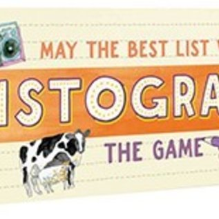 Chronicle Books DNR Listography: The Game