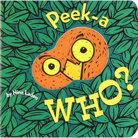 Chronicle Books Peek-a-Who?