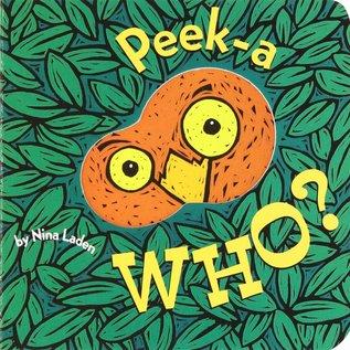Chronicle Books Peek-a-Who?