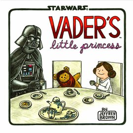 Chronicle Books Vader's Little Princess