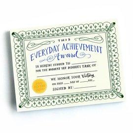 Em and Friends Achievement Certificates