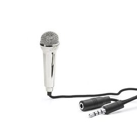 Kikkerland Design Inc Mini Karaoke Microphone
