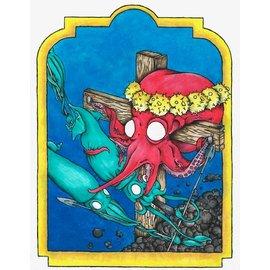 Kristian Winnie Original Work - Son of a Cephalo-god