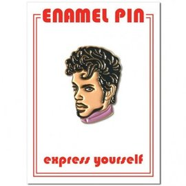The Found Prince Enamel Pin