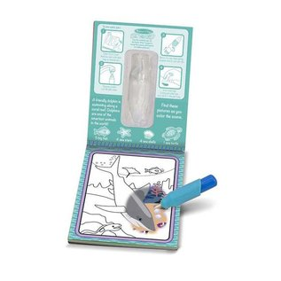 Melissa & Doug Water Wow! Coloring Pads