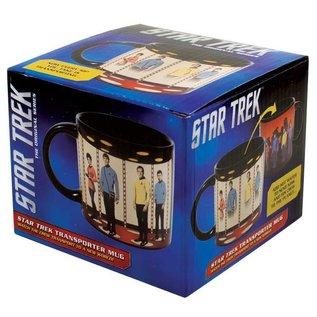 Unemployed Philosophers Guild Star Trek Transporting Mug