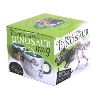 Unemployed Philosophers Guild Disappearing Dinosaur Mug