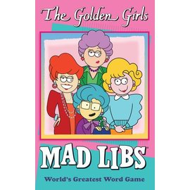 Penguin Group Golden Girls Mad Libs