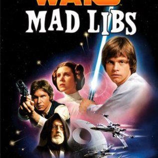 Penguin Group Star Wars Mad Libs