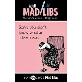 Penguin Group Someecards Mad Libs (Adult Mad Libs)