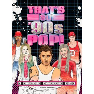 Penguin Group Coloring Book: That's So '90s Pop!