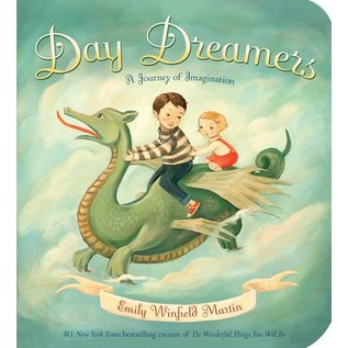 Penguin Group SALE Day Dreamers Board Book