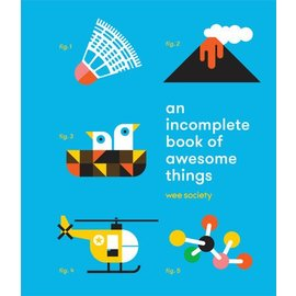 Penguin Group DNR Incomplete Book of Awesome Things