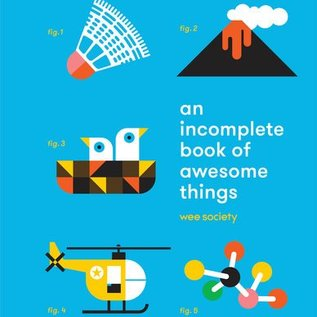 Penguin Group Incomplete Book of Awesome Things
