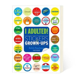 Penguin Group I Adulted! Stickers
