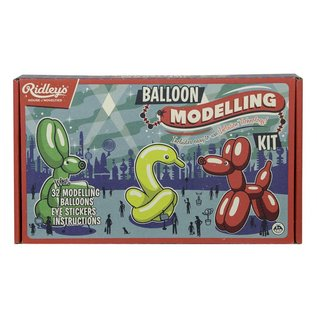 Wild & Wolf Inc. Balloon Modeling Kit