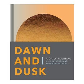Knock Knock Dawn and Dusk Journal