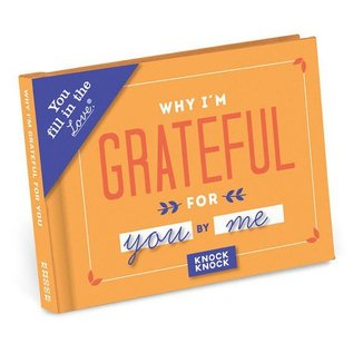 Knock Knock Grateful Fill-In Journal