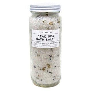 Estrella Soap Lavender Eucalyptus Bath Salts