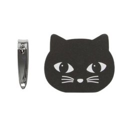 Sass & Belle Black Cat Nail Kit