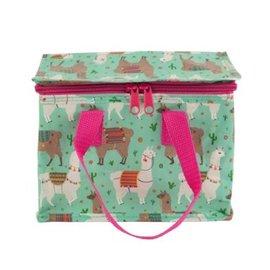 Sass & Belle Lima Llama Lunch Bag