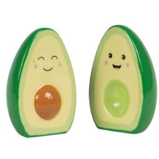 Sass & Belle Avocado Salt & Pepper Shaker