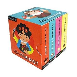 Chronicle Books Little Feminist Board Book Set