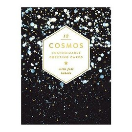 Chronicle Books Cosmos DIY Greeting Card Set