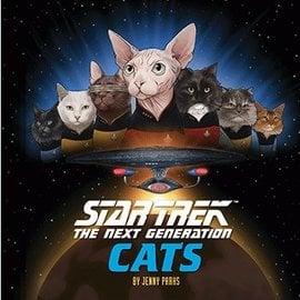 Chronicle Books Star Trek: TNG Cats