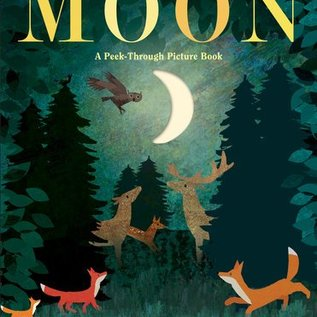 Penguin Group DNR Moon: A Peek-Through Picture Book