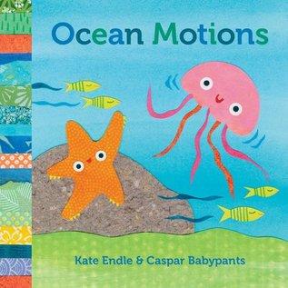 Penguin Group Ocean Motions