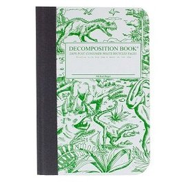 Michael Rogers Dinosaurs Pocket Decomposition Book