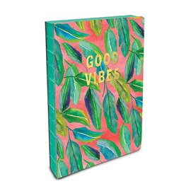 Studio Oh! / Orange Circle Studio Coptic-Bound Journal - Good Vibes Botanicals