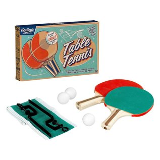 Wild & Wolf Inc. Table Tennis