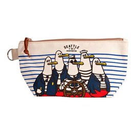Chalo Large Seattle Yachtsman Pouch