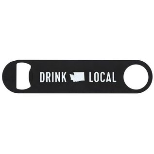 About Face WA State Metal Bottle Opener