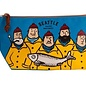 Chalo Seattle Fishermen Blue Large Pouch