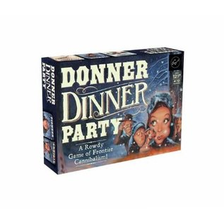 Chronicle Books Donner Dinner Party