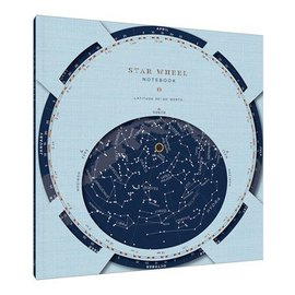 Chronicle Books Star Wheel Notebook